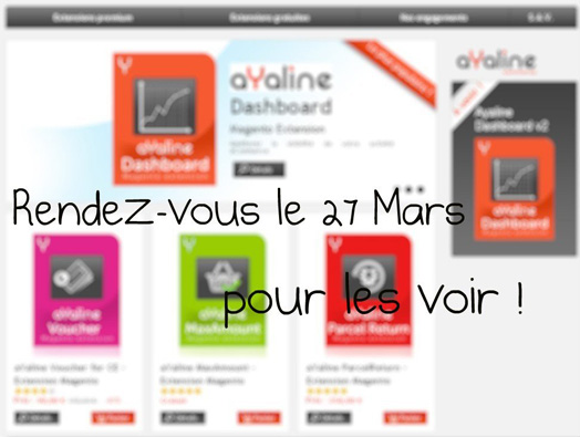 Extensions Magento aYaline